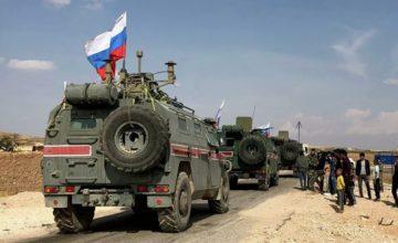 Türkiye ve Rusya Suriye'de Beşinci Ortak Devriye Çalışmalarına Başladı