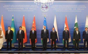 Şanghay İşbirliği Örgütü hükümet başkanları Özbekistan'ın başkenti Taşkent'te toplandı