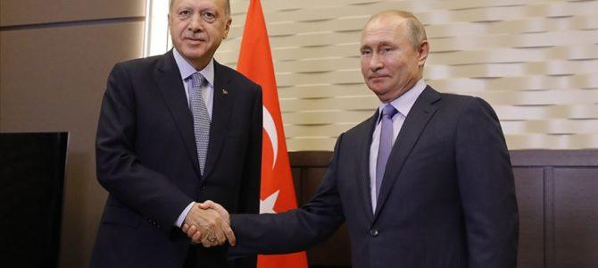 Erdoğan – Putin görüşmesinin tarihini açıkladı
