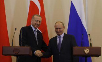 Yuriy Uşakov: Putin ve Erdoğan görüşmek için tarihi belirlediler