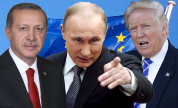 ABD, Rusya ve Türkiye NATO'yu Yok Etmeye Mi Çalışıyor?