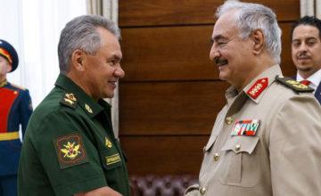 Rusya'nın Libya'da Hafter politikası: Kendi silahıyla vurulmak mı?