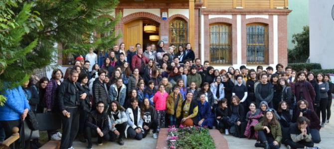 Türk çocukları Rusya'yı, Rus çocukları ise Türkiye'yi resmetti