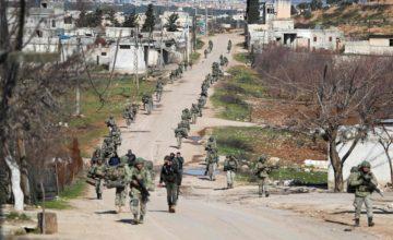 Syrian Attacks Draw Turkey Deeper Into Syrian War