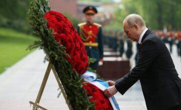 Rusya Devlet Başkanı Putin'in kaleme aldığı 'Büyük Zaferin 75. yılı: Tarih ve gelecek karşısındaki ortak sorumluluk' başlıklı makale