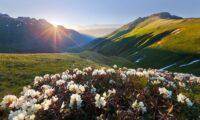 Karantina sonrasında Kuzey Kafkasya'ya turistlerden yoğun ilgi