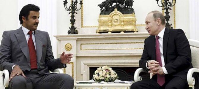 Rusya ve Katar ilişkilerinde yeni dönem