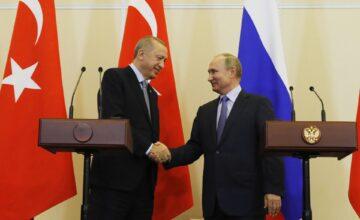 Cumhurbaşkanı Recep Tayyip Erdoğan ile Rusya Devlet Başkanı Vladimir Putin, 29 Eylül'de Soçi'de bir araya geliyor