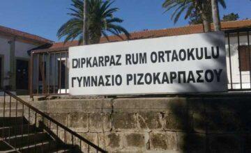 KKTC'deki Rum okulu kapatılmalı