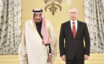 Suudi turist'e en pahalı matruşka