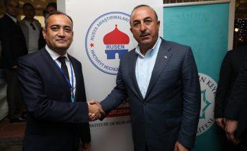 Türk-Rus Çalıştayı/Sempozyumu sonuç bildirgesi açıklandı