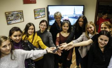 Rus gençler, dizi ve filmlerle Türk kültürünü yakından tanıyor