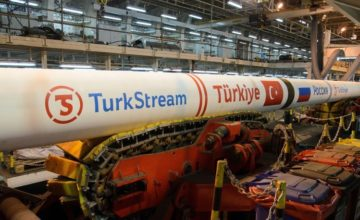 Why is TurkStream important for Turkey?