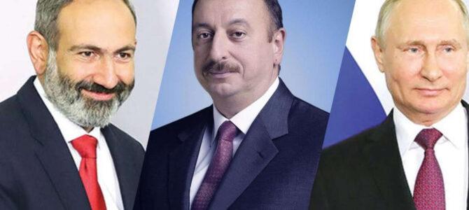Ermenistan-Azerbaycan Ateşkes Anlaşması