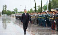 """""""Парк Победы"""" в Узбекистане – комплекс, построенный в честь таких благородных качеств узбекского народа, как благородство и милосердие"""